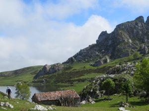 Herrliche Berglandschaften