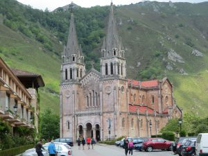 Covadonga, Nationalheiligtum Spaniens
