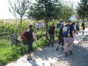 Mit Wanderschuhen und wetterfester Seele: unterwegs auf dem Jakobsweg