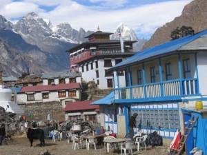 Wallfahrt nach Tengpoche - Auf Himmelsleitern zum Everest-Basecamp