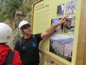 Natxo Carreras - Staatlich geprüfter Bergführer