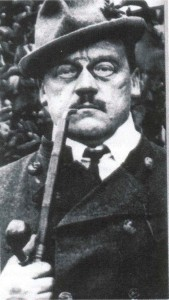 """""""Wohlhäbige Stadt… (mit) zahlreichen hübschen Bürgerstöchtern"""" Ludwig Thoma (1867 – 1921) Vortrag über meinen berühmten """"Namensvetter"""" im Rahmen der 6. Landshuter Literaturtage"""