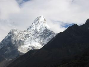 """Die Ama Dablam, das """"Matterhorn Nepals"""""""
