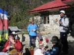 ESL Monjo mit Kazi Sherpa