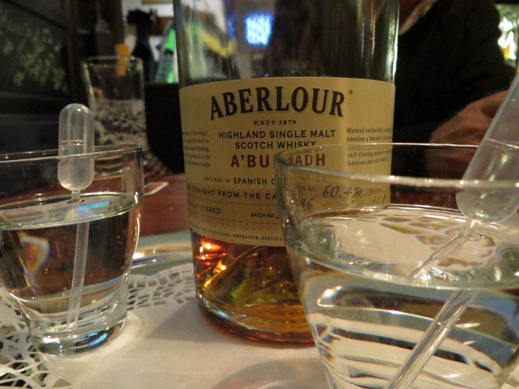 Whisky ist nicht gleich Whisky - die Auswahl ist riesig